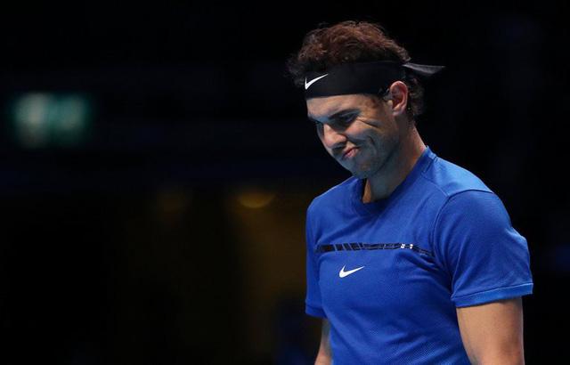 Nadal rút lui khỏi Brisbane International 2018 vì chấn thương - Ảnh 1.