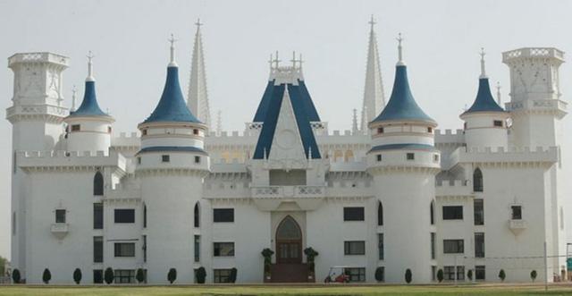 Các trường học có kiến trúc đẹp nhất Ấn Độ - Ảnh 14.