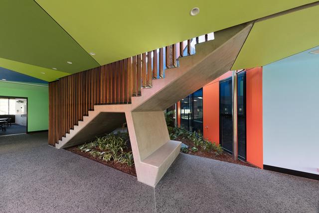 Ấn tượng ngôi trường với không gian ngập tràn sắc màu - Ảnh 7.