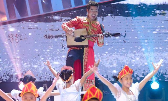 Nguyên Khang đăng quang ngôi vị quán quân Sinh ra để tỏa sáng mùa đầu tiên - Ảnh 1.