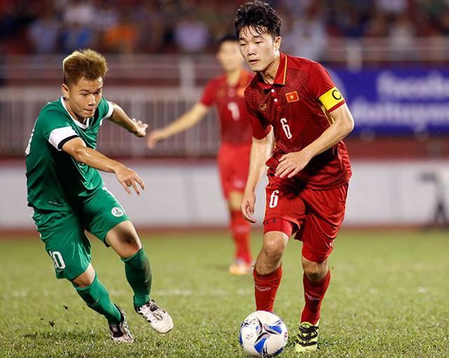 Xuân Trường sẽ là đội trưởng ĐT U23 Việt Nam tại M-150 Cup - Ảnh 1.