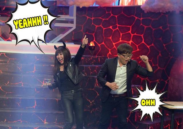 The Remix trở lại, Ơn giời! Cậu đây rồi! xuất hiện màn gọi hồn Hari Won - Ảnh 3.