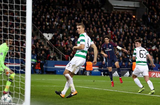 ẢNH: Cận cảnh cơn ác mộng của Celtic trước gã nhà giàu PSG - Ảnh 14.