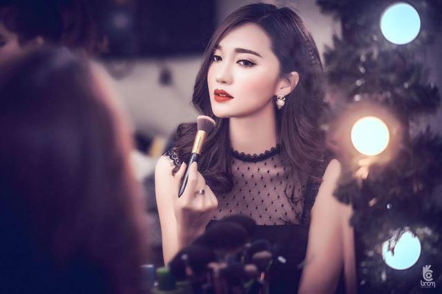 Ngắm nhan sắc người đẹp Hoa hậu Hoàn vũ Việt Nam 2017 bị mắng vì không trung thực - Ảnh 10.
