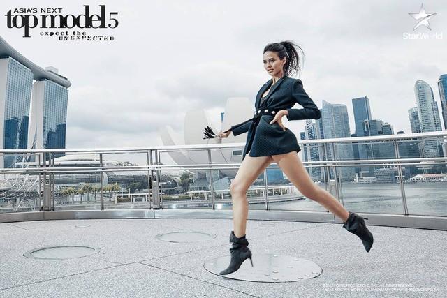 Asias Next Top Model: Hoa hậu Hoàn vũ khắt khe với đại diện Việt Nam - Ảnh 13.