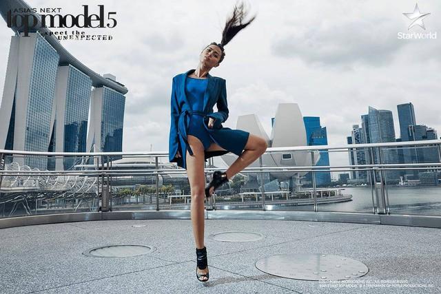 Asias Next Top Model: Hoa hậu Hoàn vũ khắt khe với đại diện Việt Nam - Ảnh 24.