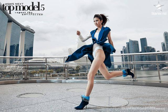 Asias Next Top Model: Hoa hậu Hoàn vũ khắt khe với đại diện Việt Nam - Ảnh 17.