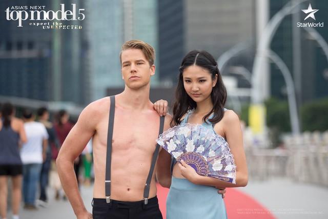 Asias Next Top Model: Hoa hậu Hoàn vũ khắt khe với đại diện Việt Nam - Ảnh 8.
