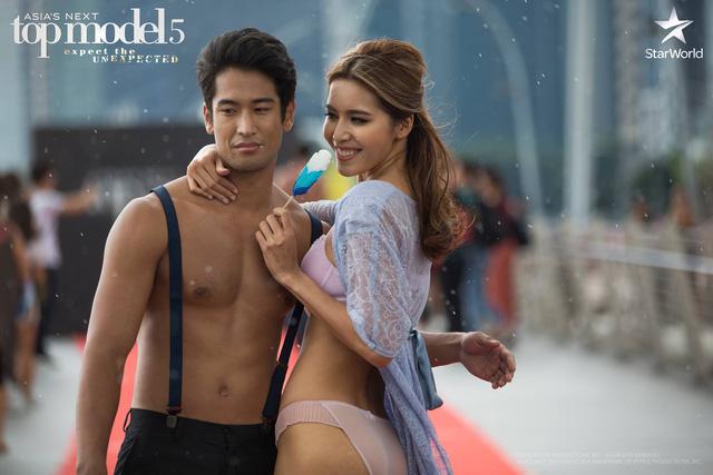 Asias Next Top Model: Hoa hậu Hoàn vũ khắt khe với đại diện Việt Nam - Ảnh 5.