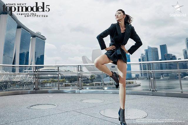 Asias Next Top Model: Hoa hậu Hoàn vũ khắt khe với đại diện Việt Nam - Ảnh 21.