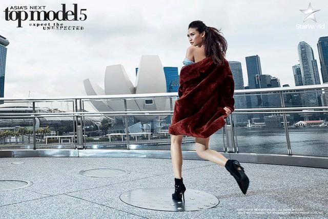 Asias Next Top Model: Hoa hậu Hoàn vũ khắt khe với đại diện Việt Nam - Ảnh 14.