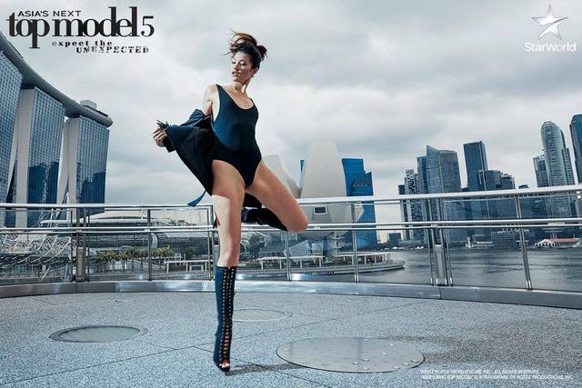 Asias Next Top Model: Hoa hậu Hoàn vũ khắt khe với đại diện Việt Nam - Ảnh 20.