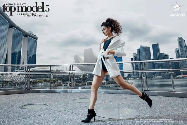 Asias Next Top Model: Hoa hậu Hoàn vũ khắt khe với đại diện Việt Nam - Ảnh 19.