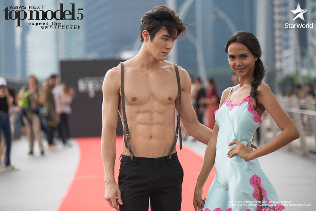 Asias Next Top Model: Hoa hậu Hoàn vũ khắt khe với đại diện Việt Nam - Ảnh 7.