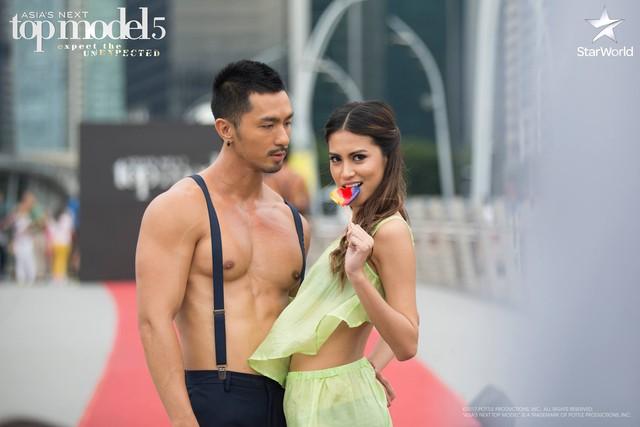 Asias Next Top Model: Hoa hậu Hoàn vũ khắt khe với đại diện Việt Nam - Ảnh 10.
