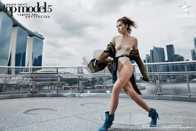 Asias Next Top Model: Hoa hậu Hoàn vũ khắt khe với đại diện Việt Nam - Ảnh 2.