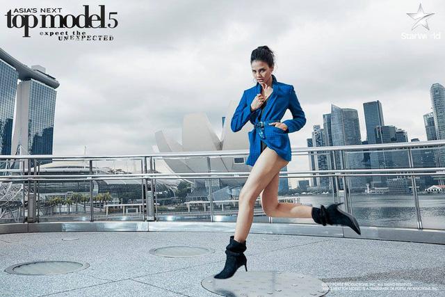Asias Next Top Model: Hoa hậu Hoàn vũ khắt khe với đại diện Việt Nam - Ảnh 18.