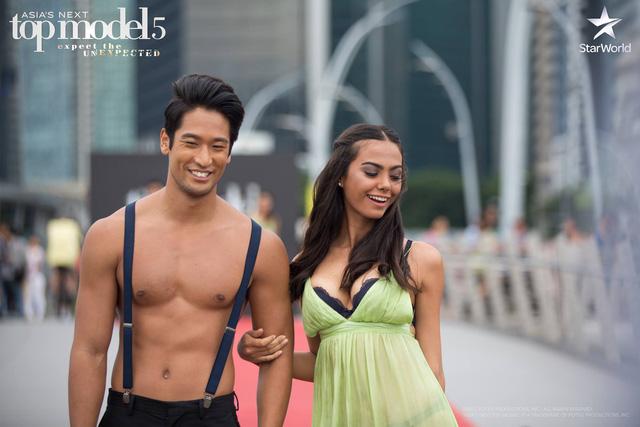 Asias Next Top Model: Hoa hậu Hoàn vũ khắt khe với đại diện Việt Nam - Ảnh 9.
