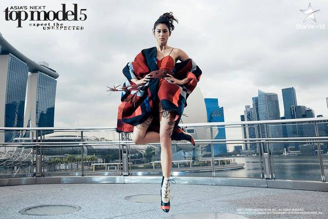 Asias Next Top Model: Hoa hậu Hoàn vũ khắt khe với đại diện Việt Nam - Ảnh 25.