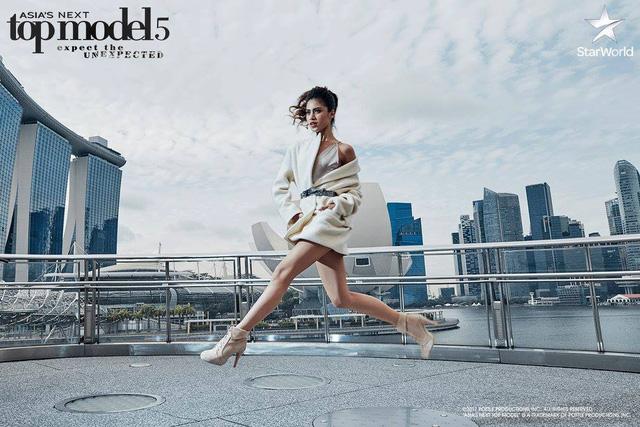 Asias Next Top Model: Hoa hậu Hoàn vũ khắt khe với đại diện Việt Nam - Ảnh 16.