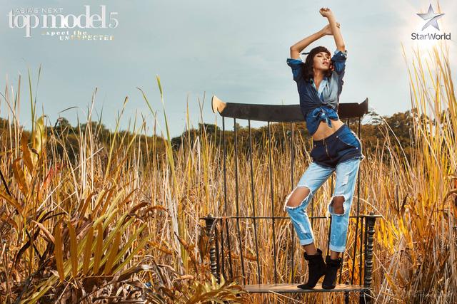 Lột xác với tóc mới, Minh Tú có bước tiến ngoạn mục ở Asias Next Top Model - Ảnh 4.
