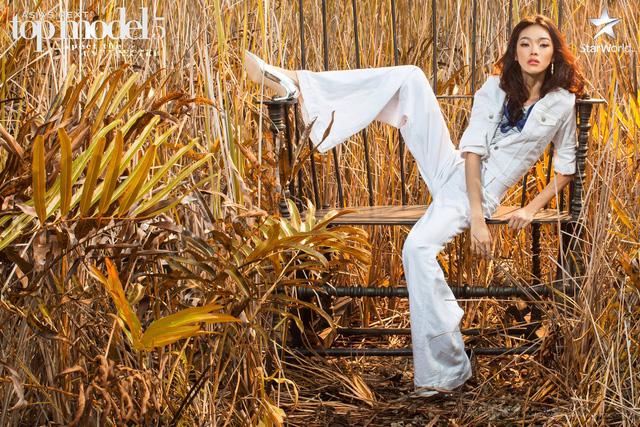 Lột xác với tóc mới, Minh Tú có bước tiến ngoạn mục ở Asias Next Top Model - Ảnh 12.