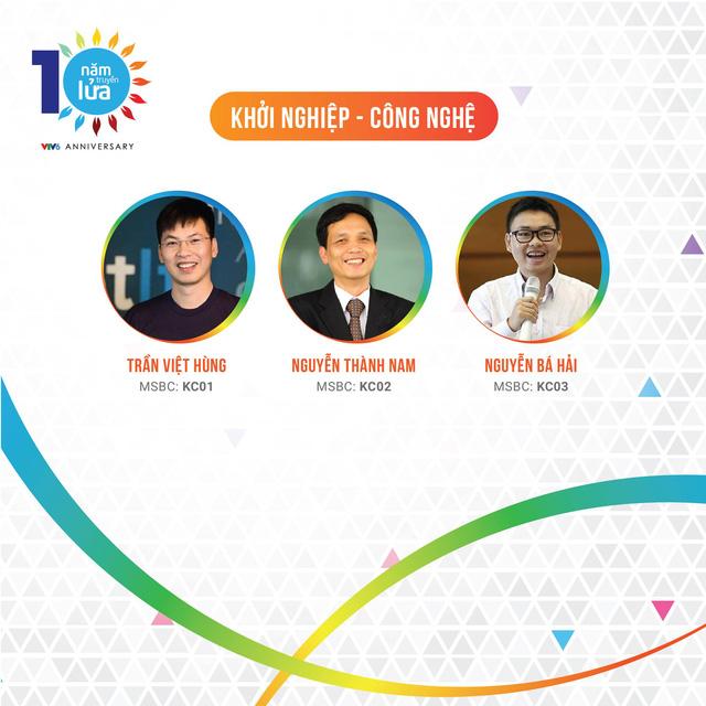 Công bố hạng mục giải thưởng của Gala VTV6 - 10 năm truyền lửa - Ảnh 7.