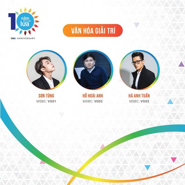 Công bố hạng mục giải thưởng của Gala VTV6 - 10 năm truyền lửa - Ảnh 1.