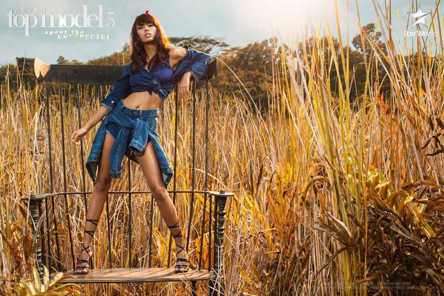 Lột xác với tóc mới, Minh Tú có bước tiến ngoạn mục ở Asias Next Top Model - Ảnh 8.