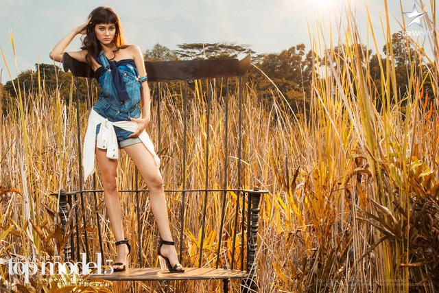 Lột xác với tóc mới, Minh Tú có bước tiến ngoạn mục ở Asias Next Top Model - Ảnh 11.