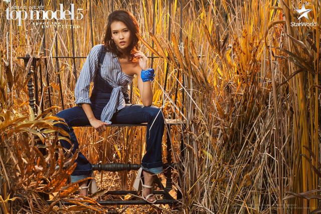 Lột xác với tóc mới, Minh Tú có bước tiến ngoạn mục ở Asias Next Top Model - Ảnh 7.