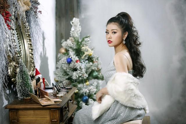 Giọng ca Sao Mai viết thư xin ông già Noel gửi đến anh người yêu trong MV mới - Ảnh 4.