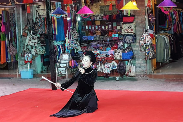 Vạn Phúc: Đẩy mạnh quảng bá du lịch tại làng nghề truyền thống - Ảnh 4.