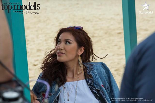 Minh Tú tiếp tục tỏa sáng, làm lu mờ cả bạn thân ở Asias Next Top Model - Ảnh 1.