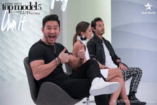 Giám khảo Asias Next Top Model quậy không kém phần thí sinh - Ảnh 7.