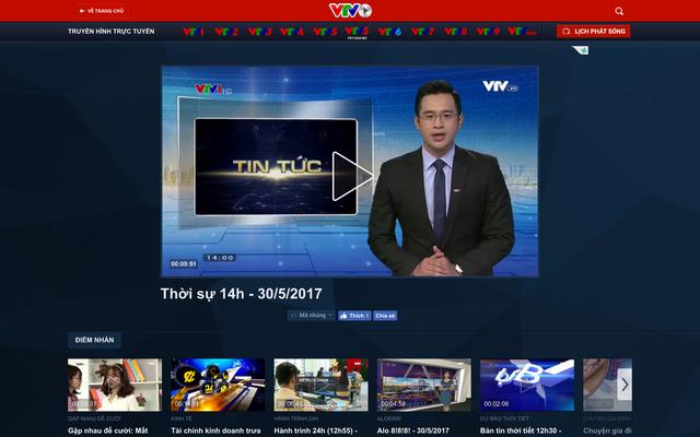 Xem truyền hình trên Báo điện tử VTV News (VTV.vn): Chưa bao giờ dễ dàng đến vậy! - Ảnh 1.