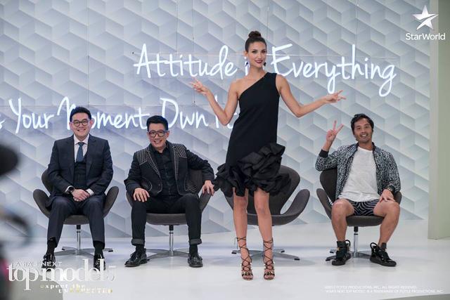Giám khảo Asias Next Top Model quậy không kém phần thí sinh - Ảnh 4.