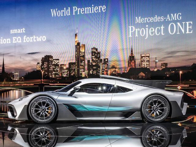 Những mẫu xe ấn tượng tại triển lãm ô tô Frankfurt 2017 (P2) - Ảnh 7.