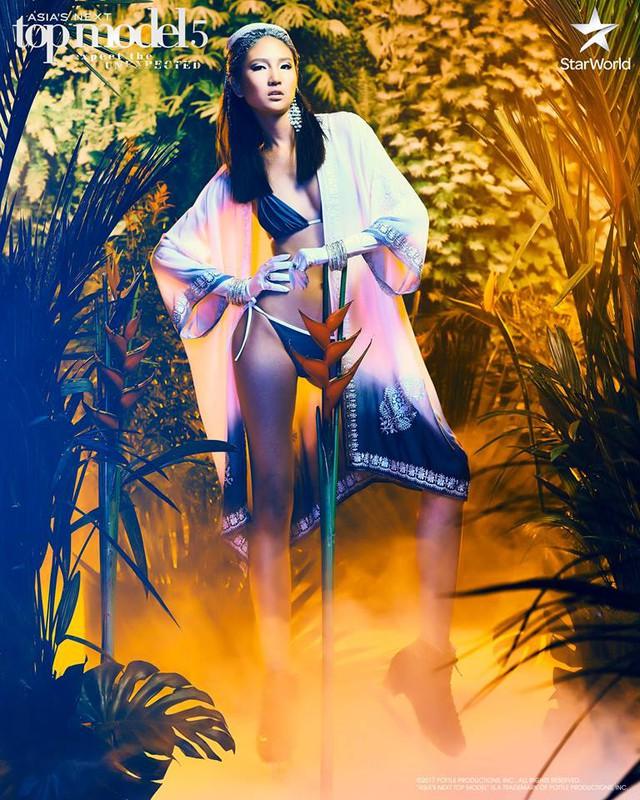 Asias Next Top Model: Minh Tú sụt giảm phong độ, tiếc nuối chia tay bạn thân - Ảnh 5.