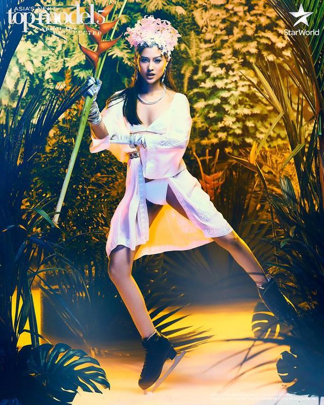 Asias Next Top Model: Minh Tú sụt giảm phong độ, tiếc nuối chia tay bạn thân - Ảnh 3.