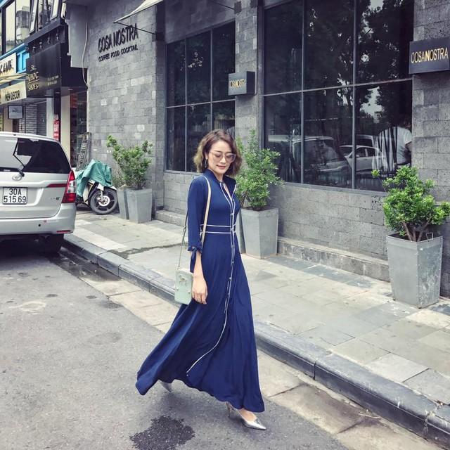 MC Phí Linh biến hóa với phong cách thời trang đa dạng và chất lừ - Ảnh 4.