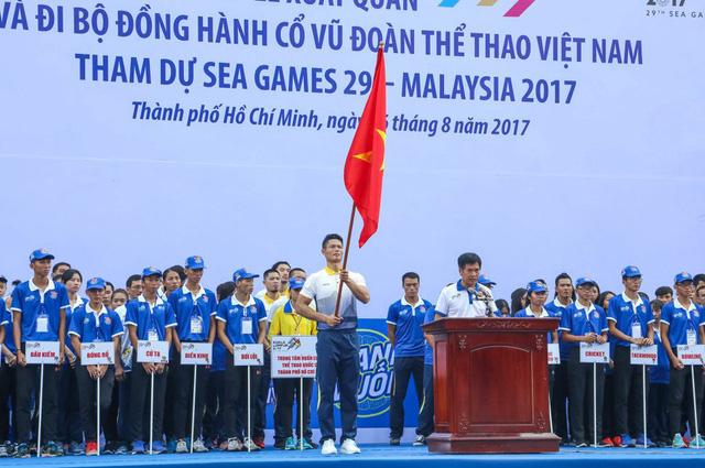 Cụm tin SEA Games 29: ĐT bóng chuyền nam Việt Nam chốt danh sách - Ảnh 1.