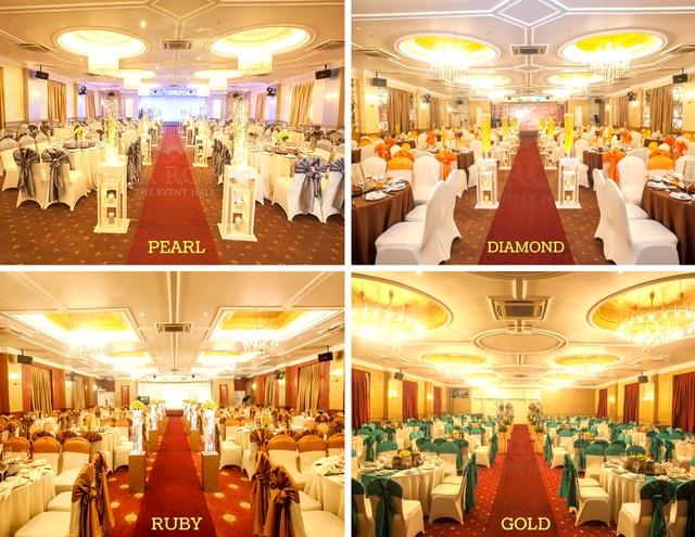 Gala Royale The Event Hall - Nét châu Âu giữa lòng Sài Gòn - Ảnh 2.