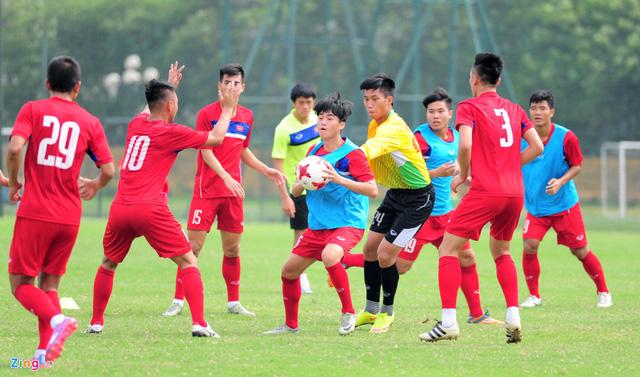 U20 Việt Nam và quá trình chuẩn bị lịch sử cho VCK World Cup U20 - Ảnh 2.