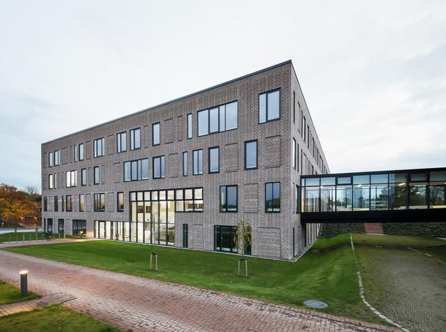 Không gian ấn tượng của trường đại học ở Đan Mạch - Ảnh 2.