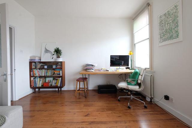 Không gian xinh xắn và tiện ích trong căn hộ 65m2 - Ảnh 2.