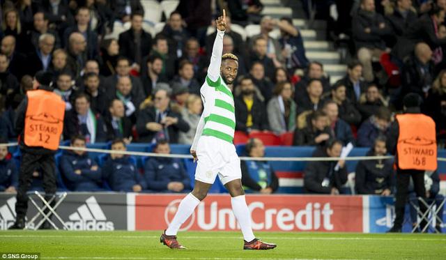 ẢNH: Cận cảnh cơn ác mộng của Celtic trước gã nhà giàu PSG - Ảnh 2.