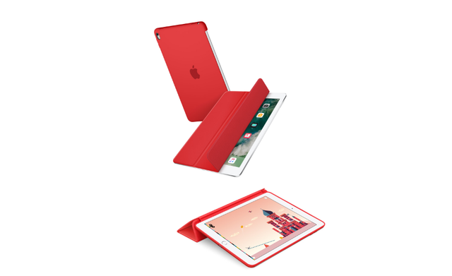 Apple bất ngờ trình làng iPhone 7 màu đỏ - Ảnh 5.