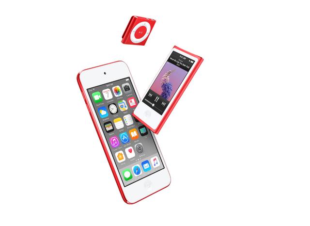 Apple bất ngờ trình làng iPhone 7 màu đỏ - Ảnh 4.