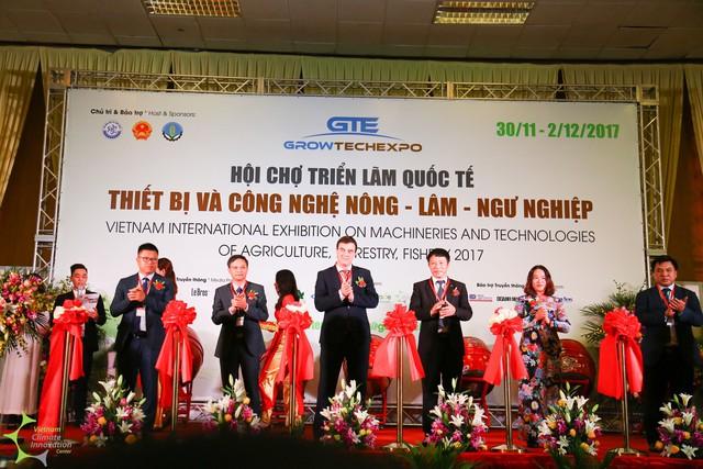 Lần đầu tiên tổ chức Triển lãm và hội nghị Nông – Lâm – Ngư nghiệp quy mô quốc tế - Ảnh 1.
